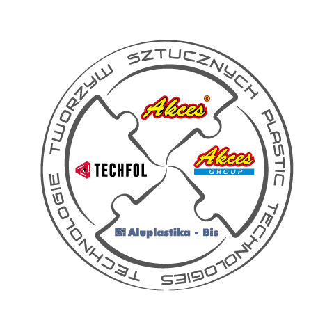 Logo akces group puzzle