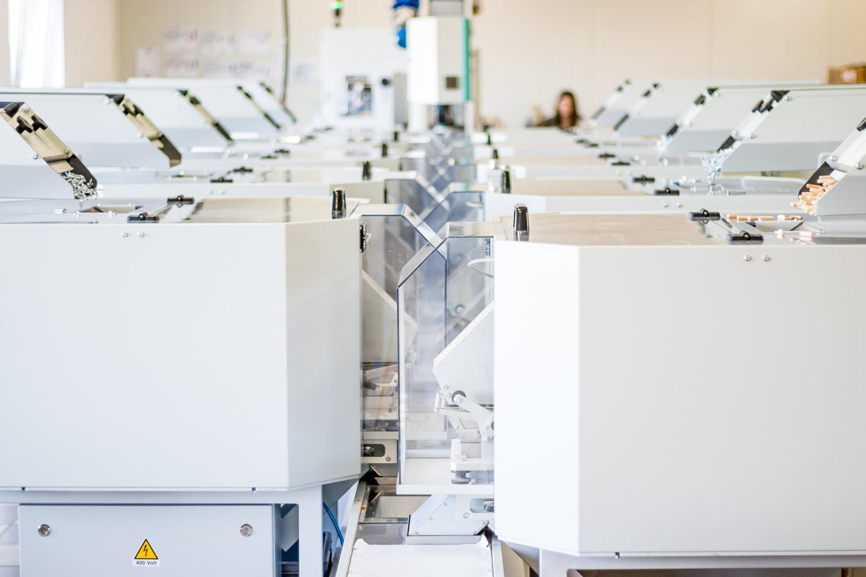 Akces Group Kępno Konfekcjonowanie automatyczne pakowanie